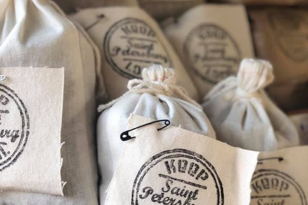KSPL coffee bags by BCC at Localtopia 2019